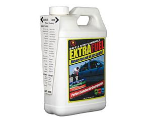 1/2 Gallon Extra Fuel - Emergency Fuel Solution NON Flammable Spare Fuel