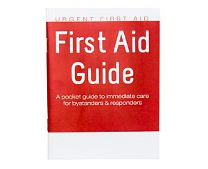 First Aid Essentials Book