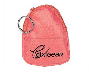 Gotcha Covered CPR Barrier Shield Kit Keychain, Hot Pink