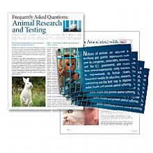 Animal Testing Literature