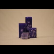 6 inch Lavender Pillar