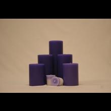 4 inch Lemon Lavender Pillar