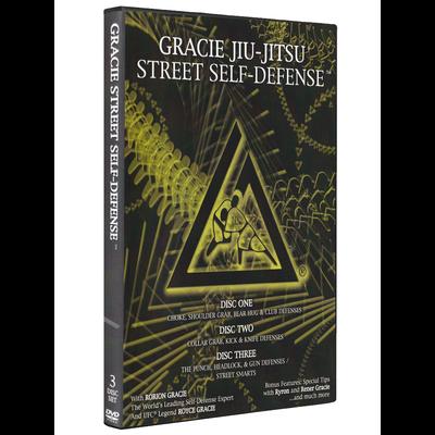 Gracie Jiu-Jitsu Street Self-Defense