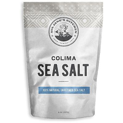 Colima Sea Salt, 1/2 pound
