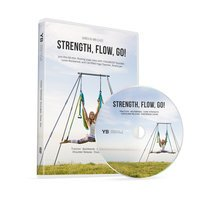 LEVEL II: Yoga Trapeze Guided Class with Rosita Jan DVD