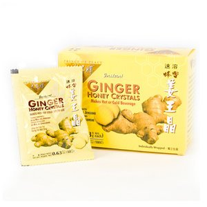 Ginger Honey Crystal
