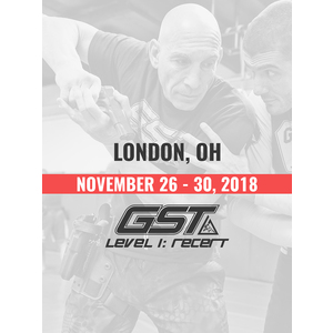 Re-Certification: London, OH (November 26-30, 2018)