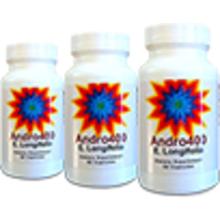 Andro400 (3 Bottles)