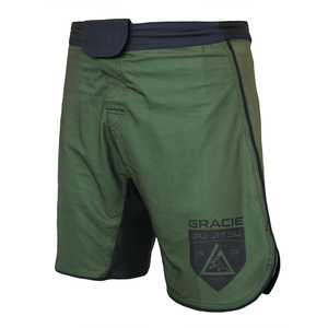 Ultralight Green Shield Shorts