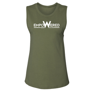 WE Green Tank (Women)